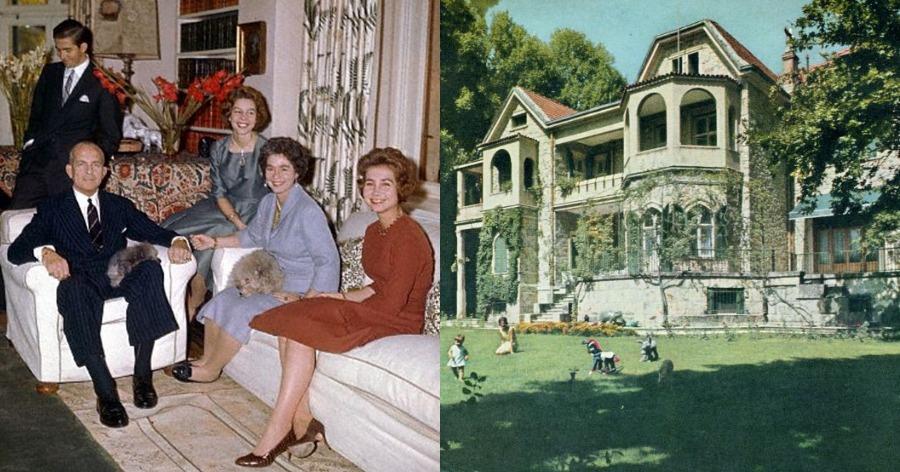 Τα μυστικά των Ανακτόρων στο Τατόι: Η αμύθητη περιουσία, οι χαμένες άμαξες  και τα 1904 δέματα που έφυγαν κρυφά