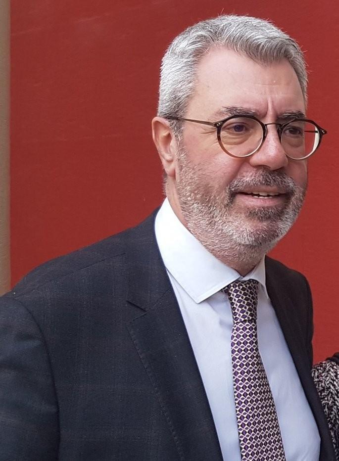 Ο δικηγόρος Θεόδωρος Μαντάς