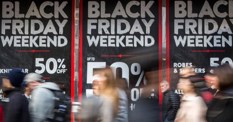 Ποια μέρα πέφτει φέτος η Black Friday και τι να προσέξετε.