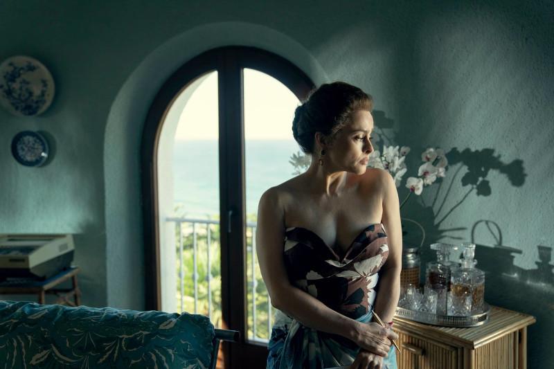 Η Ελένα Μπόναμ Κάρτερ στο ρόλο της πριγκίπισσας Μαργαρίτας