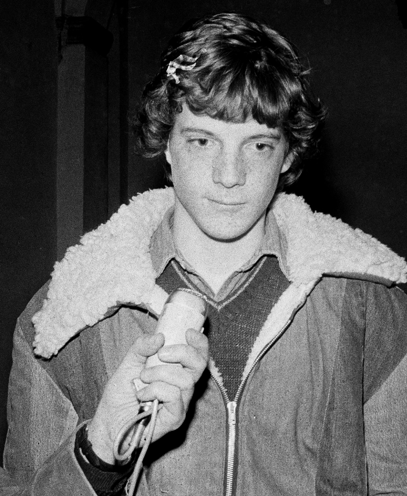 Ο εγγονός του κροίσου, τον Ιανουάριο του 1974, λίγους μήνες μετά την απαγωγή του