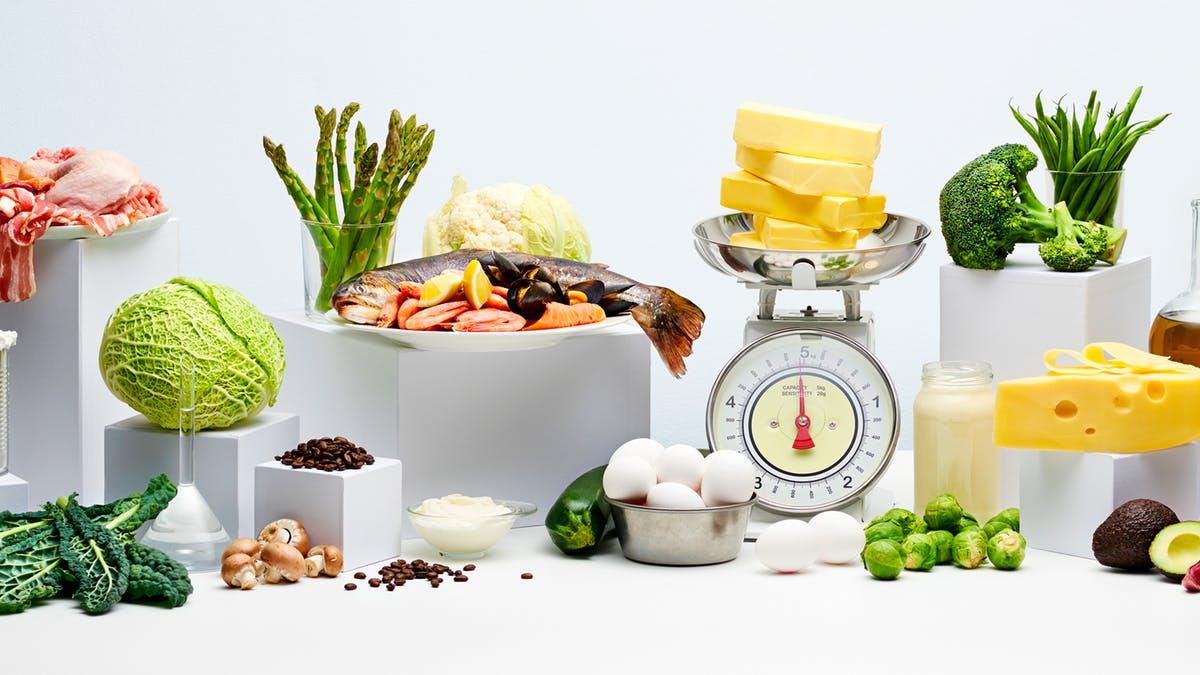 πρόγραμμα κετογονικής δίαιτας