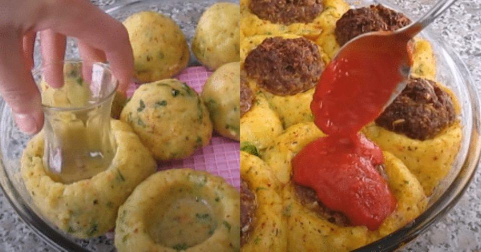 Μπάλες πατάτας με κιμά και μυρωδικά: Λαχταριστό και πολύ χορταστικό φαγητό  για όλη την οικογένεια - Enimerotiko.gr
