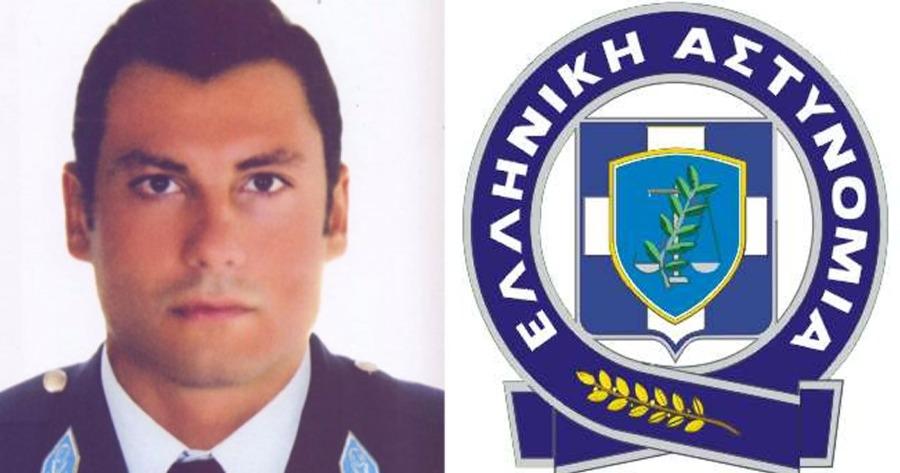 Η συγκινητική κίνηση του 39χρονου αστυνομικού προς την Ελληνική Αστυνομία.