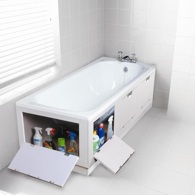 Διακόσμηση για μικρό μπάνιο
