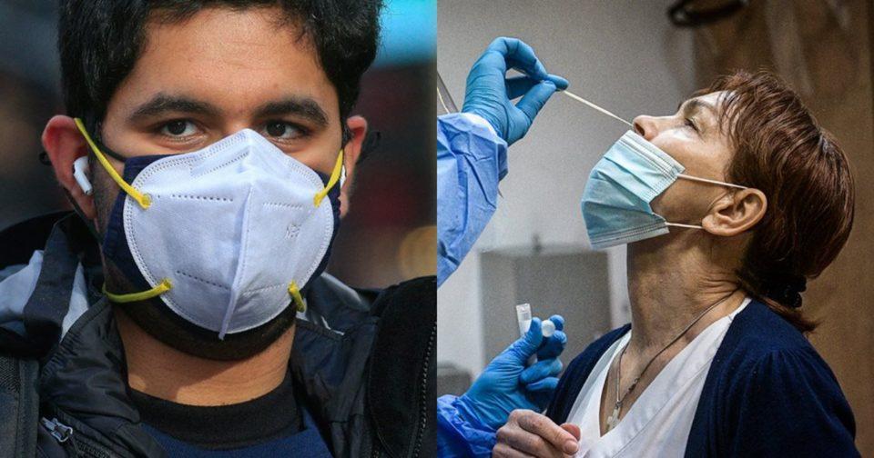 Κορωνοϊός: Εντός της ημέρας οι ανακοινώσεις για τη διπλή μάσκα.
