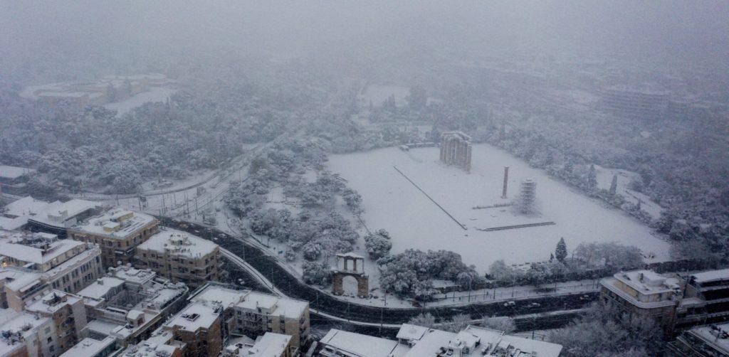 Λεπτομέρειες πρόγνωσης καιρού για Αθήνα, Θεσσαλονίκη και την υπόλοιπη Ελλάδα.