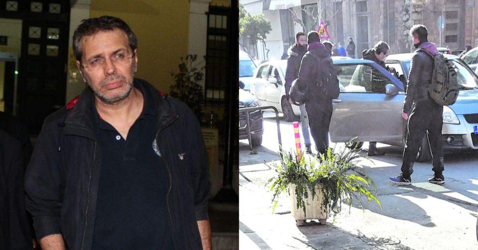 Στέφανος Χίος σύλληψη