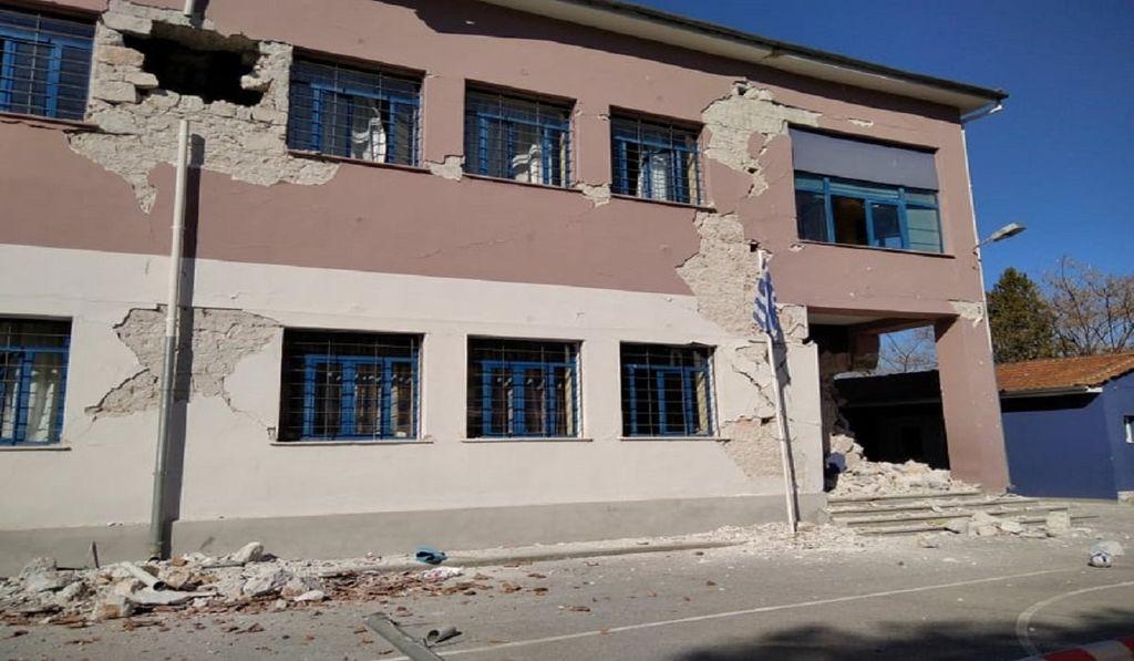 Οι δηλώσεις του δασκάλου ήρωα για το σεισμό στην Ελασσόνα.