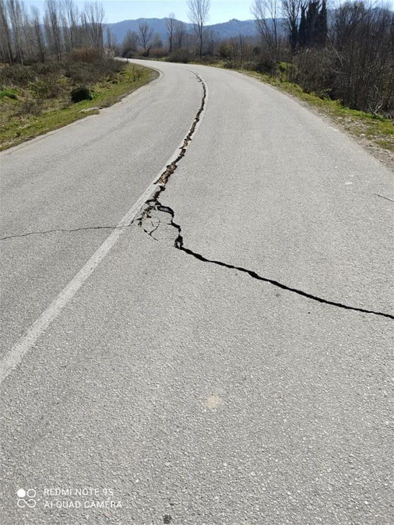 Σεισμός Ελασσόνα