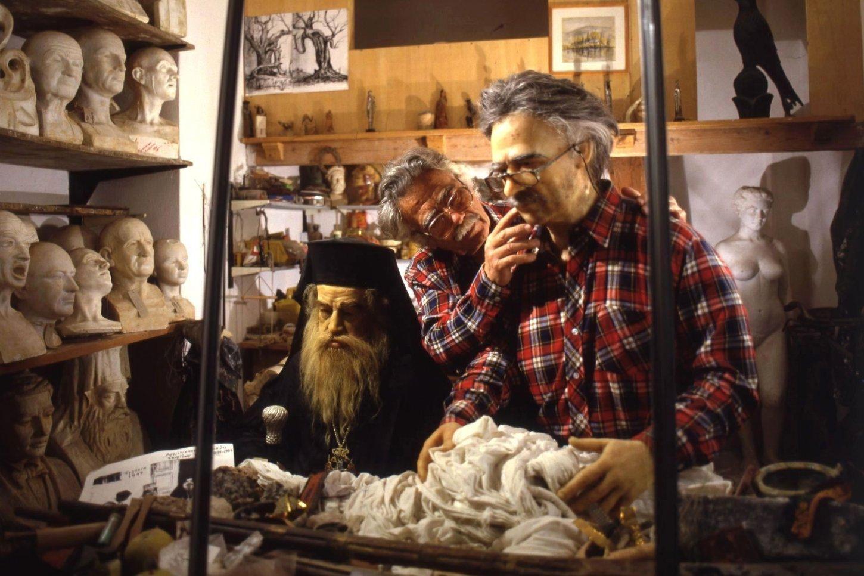 Παύλος Βρέλλης και Μουσείο κέρινων ομοιωμάτων