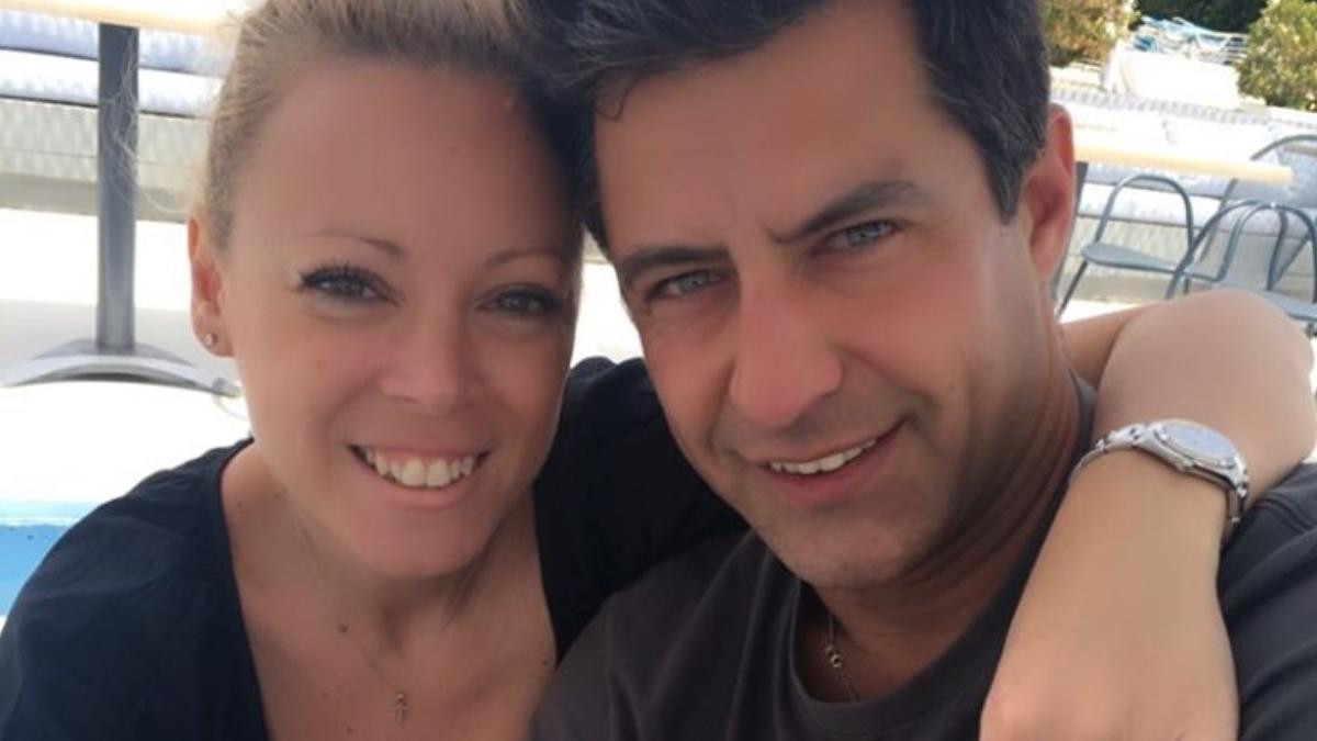 Κωνσταντίνος Αγγελίδης και Εβελίνα Βαρσάμη