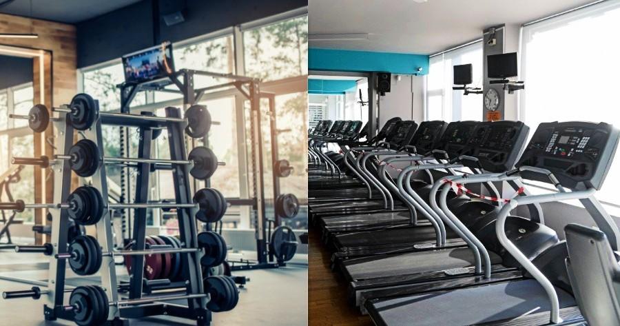 Κλείσιμο γυμναστηρίων επί 12 μήνες, λόγω COVID-19.