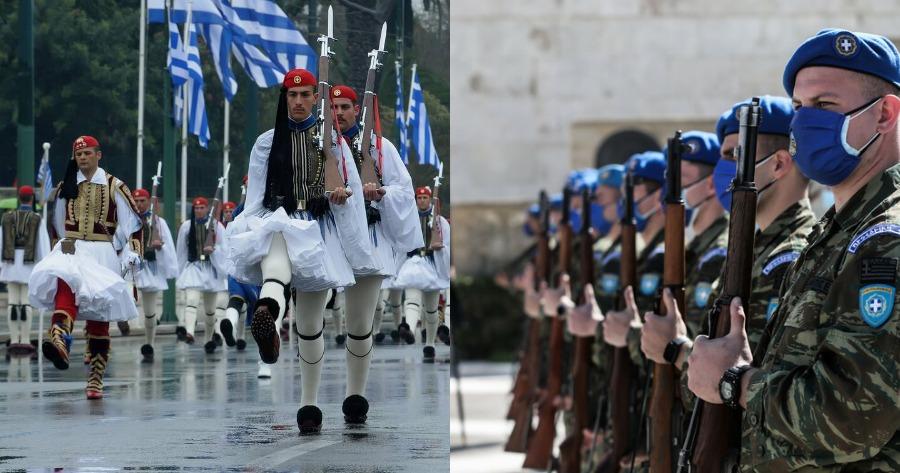 Παρέλαση 25ης Μαρτίου: Τα Rafale και όσα άλλα θα περιλαμβάνει ο Εθνικός Εορτασμός.