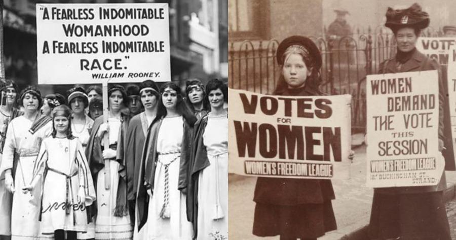 Η Παγκόσμια Ημέρα της Γυναίκας και η ιστορία του Ματωμένου Μαρτίου.