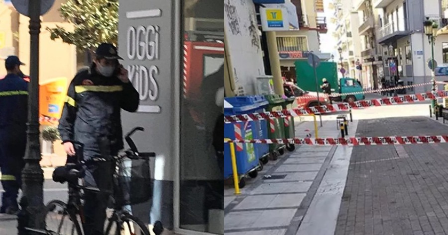 Σε ποιο κατάστημα των ΕΛΤΑ κλήθηκαν δυνάμεις της ΕΜΑΚ;