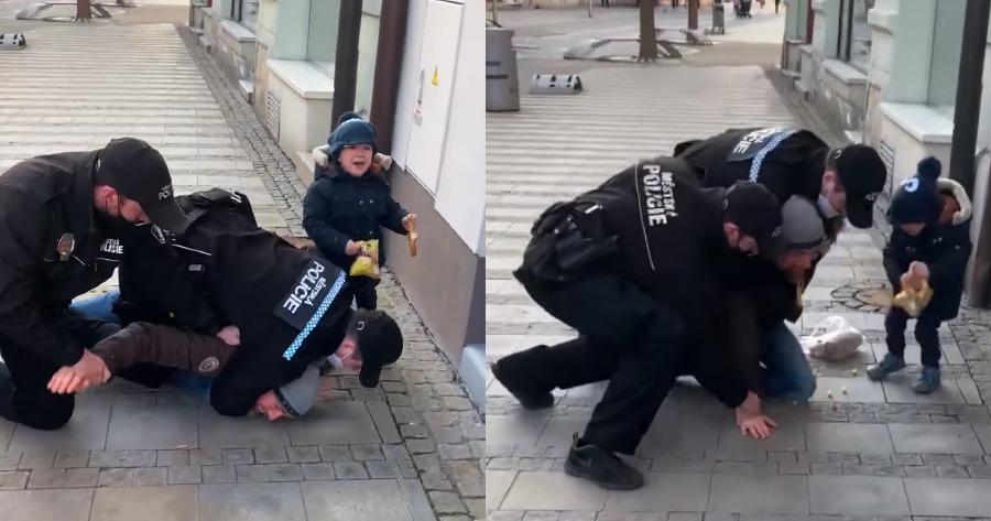 Τσεχία αστυνομικοί