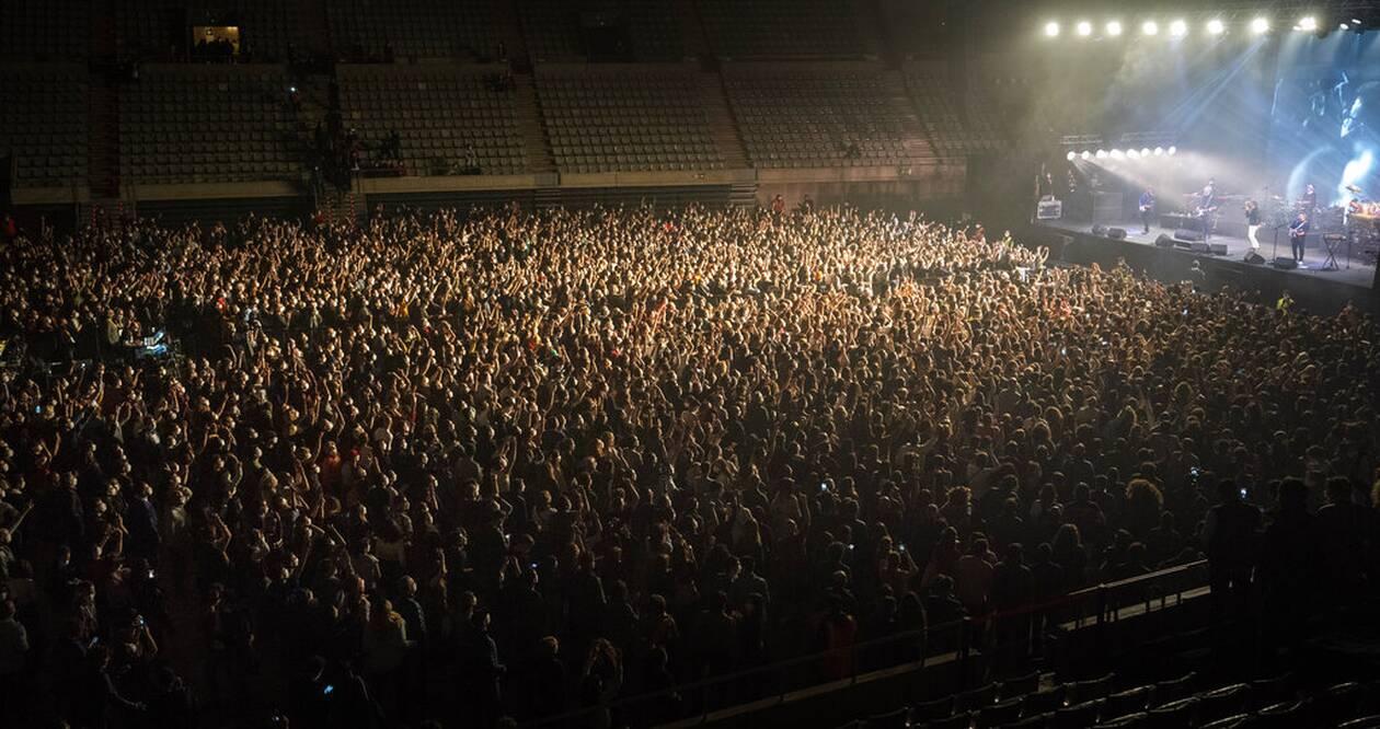 συναυλία Βαρκελώνη