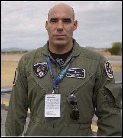 Δ. Βολακάκης: Ο πιλότος που συγκίνησε με το μήνυμά του στην παρέλαση της 25ης Μαρτίου.
