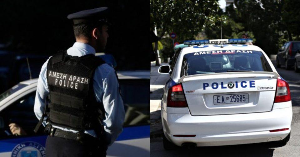 Ξυλοκόπησαν γυναίκα αστυνομικού