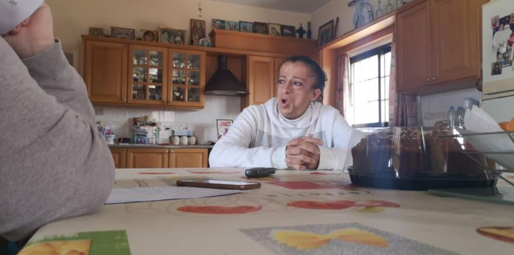 Συνέντευξη Μαρίας Λοΐζου: Οι δηλώσεις της Λοΐζου.
