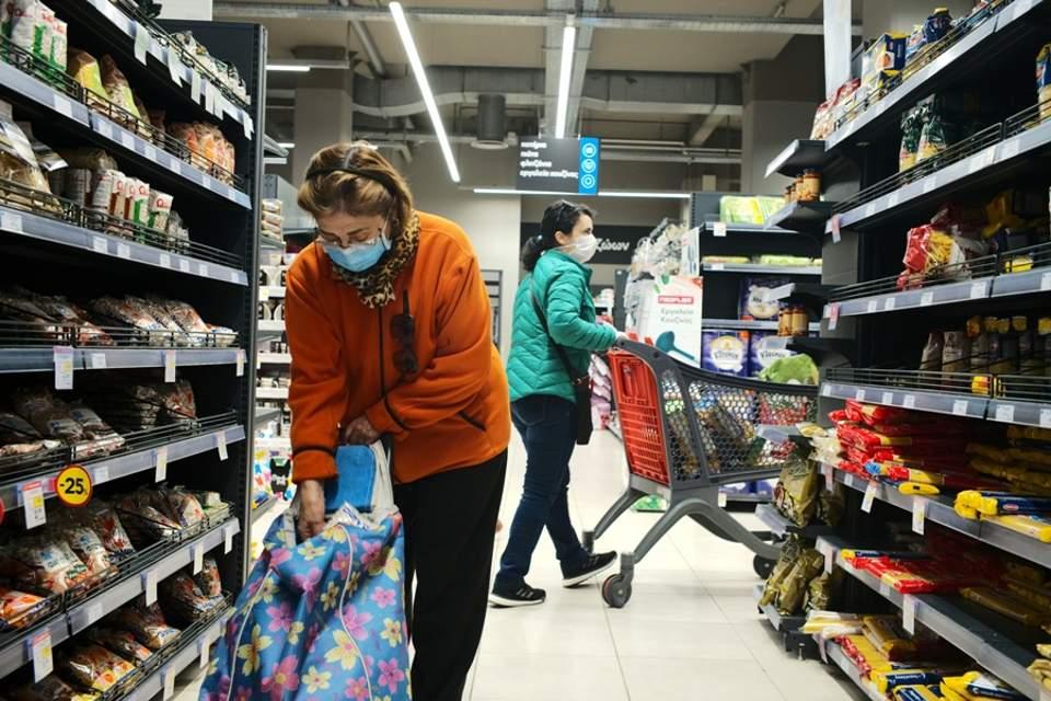 Ποιες οι διευκρινήσεις των μετακινήσεων σε σούπερ μάρκετ;