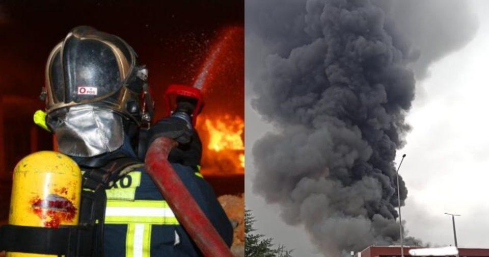 Σχηματάρι πυρκαγιά