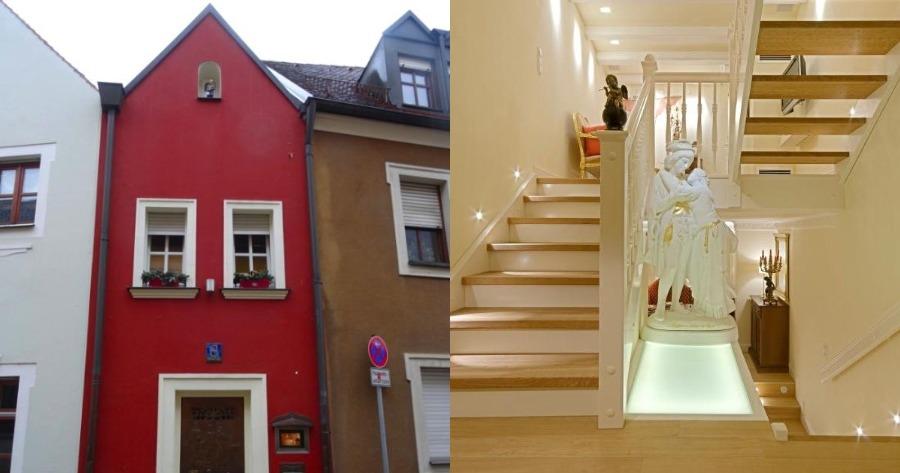 Το πιο μικρό ξενοδοχειο στη Γερμανία