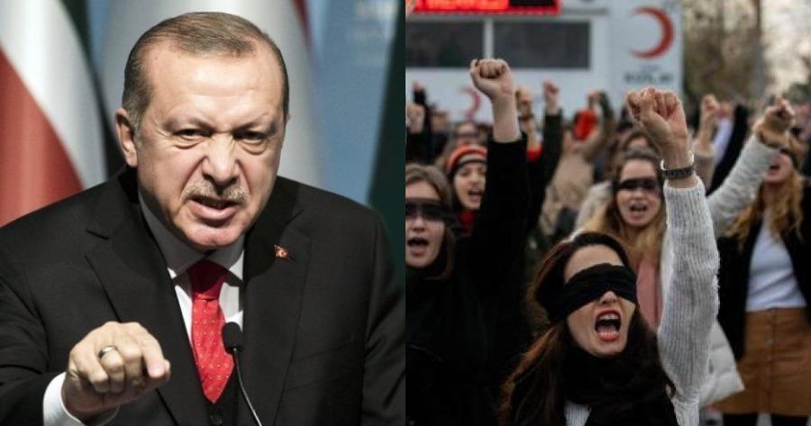 Ενδοοικογενειακή βία στην Τουρκία