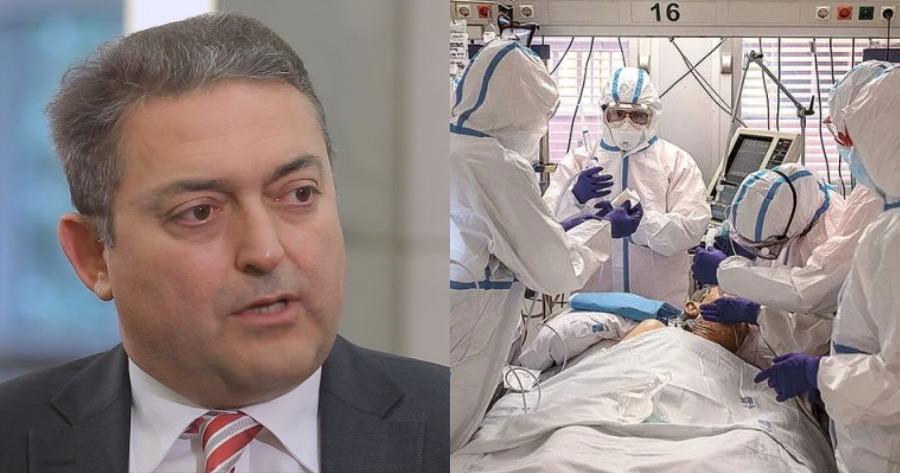 Δηλώσεις Θεόδωρου Βασιλακόπουλου: Τι είπε για τα νοσοκομεία;