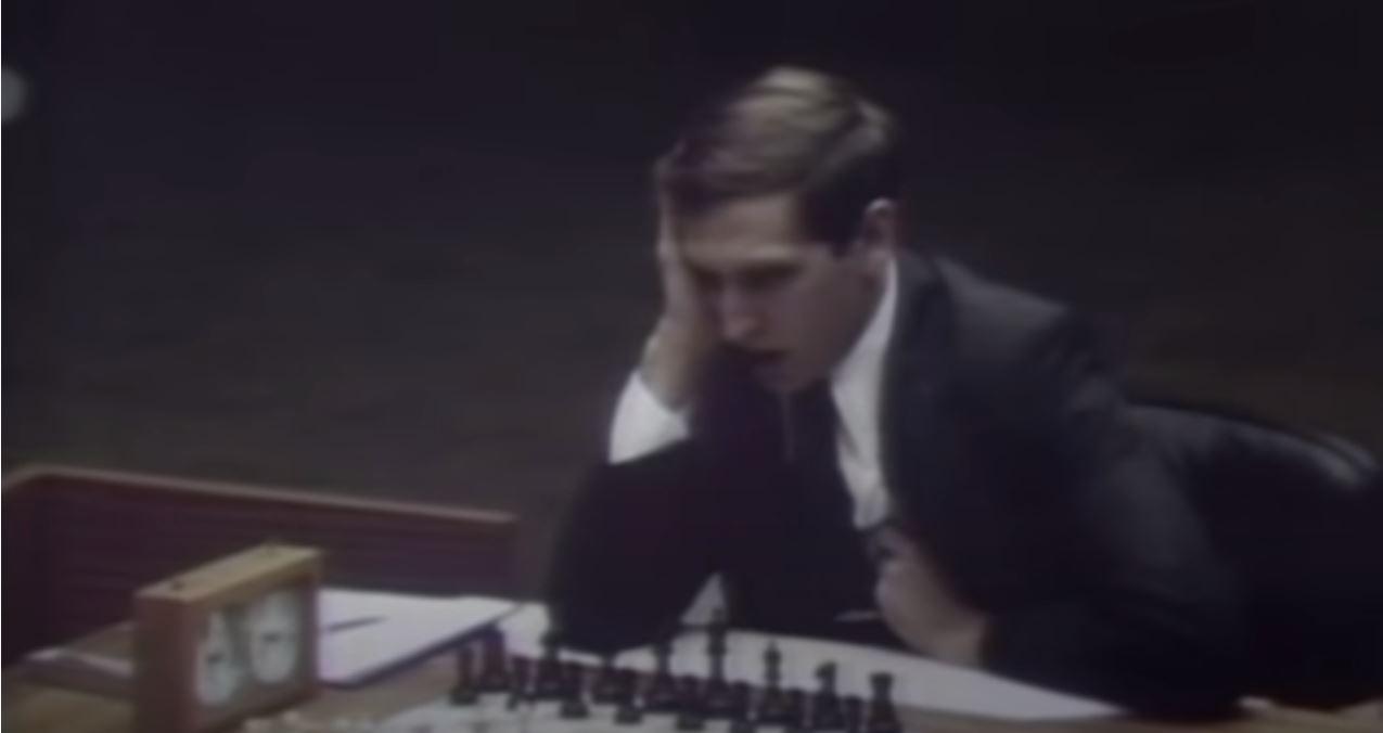 Μπόμπι Φίσερ κορυφαίος σκακιστής