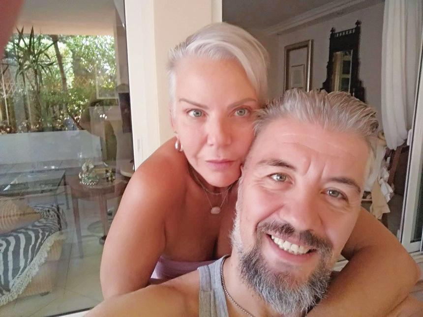 Νανά Παλαιτσάκη και Βασίλης; Μιχαλόπουλος