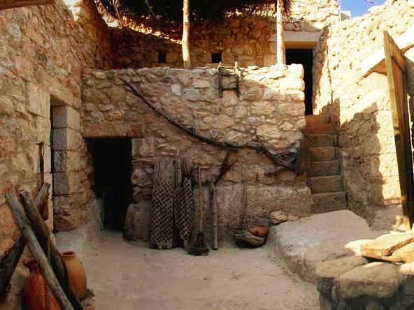 Το σπίτι του Χριστού