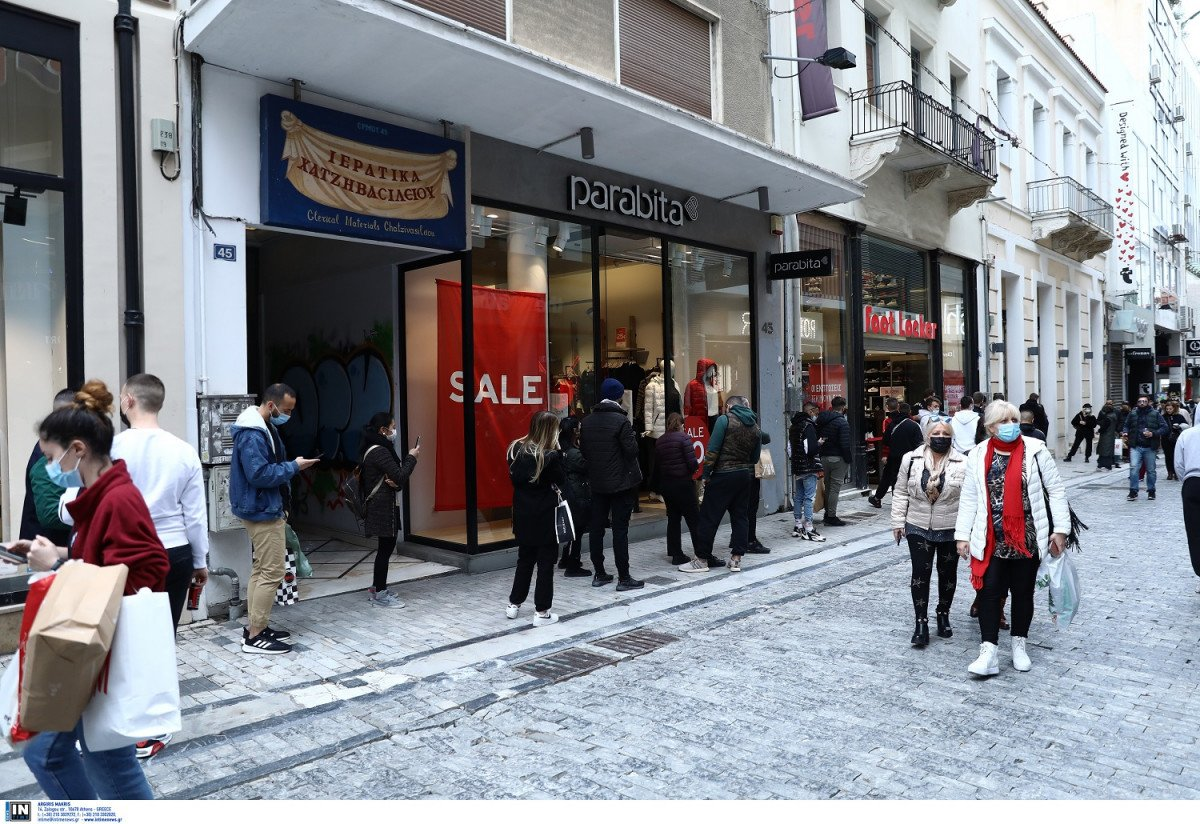 Λεπτομέρειες ελεύθερων μετακινήσεων: Τι θα ισχύσει για τα ψώνια;