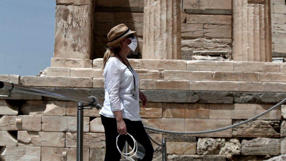 Τουρισμός και πανδημία στην Ελλάδα