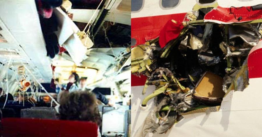 Έκρηξη στο αεροπλάνο από βόμβα στο Άργος