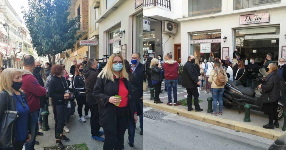 Καταστήματα Θεσσαλονίκη Πάτρα