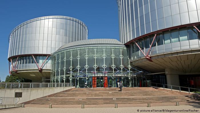 Ευρωπαϊκό Δικαστήριο Ανθρώπινων Δικαιωμάτων