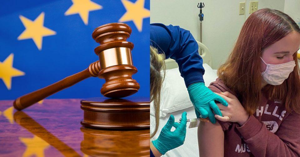 Το Ευρωπαϊκό Δικαστήριων Ανθρώπινων Δικαιωμάτωνλέει ότι ο εμβολιασμός είναι υποχρεωτικός