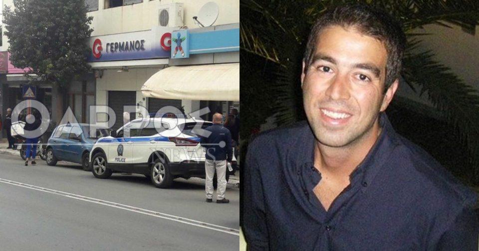 Περιστατικό φονικού στην Κυπαρισσία: Θύμα ένας υπάλληλος κινητής τηλεφωνίας.