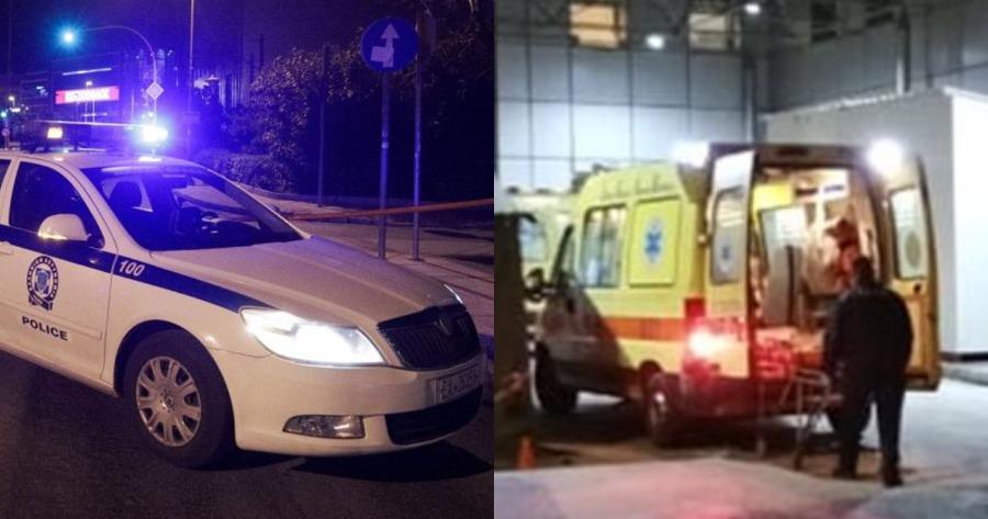 Περιστατικό φονικού στο Βόλο: Διπλή δολοφονία στη Μακρινίτσα.