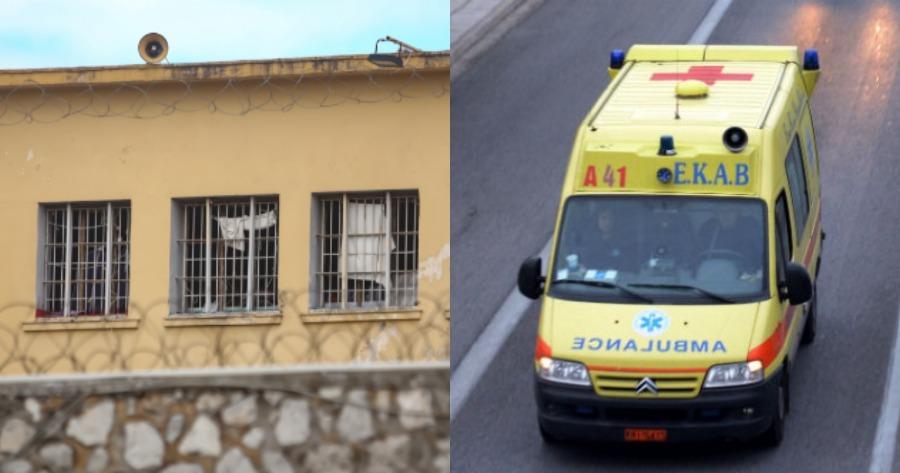 Υπόθεση Φυλακών Χανίων: Ο διοικητής της εξωτερικής φρουράς βρέθηκε νεκρός στο αυτοκίνητό του.