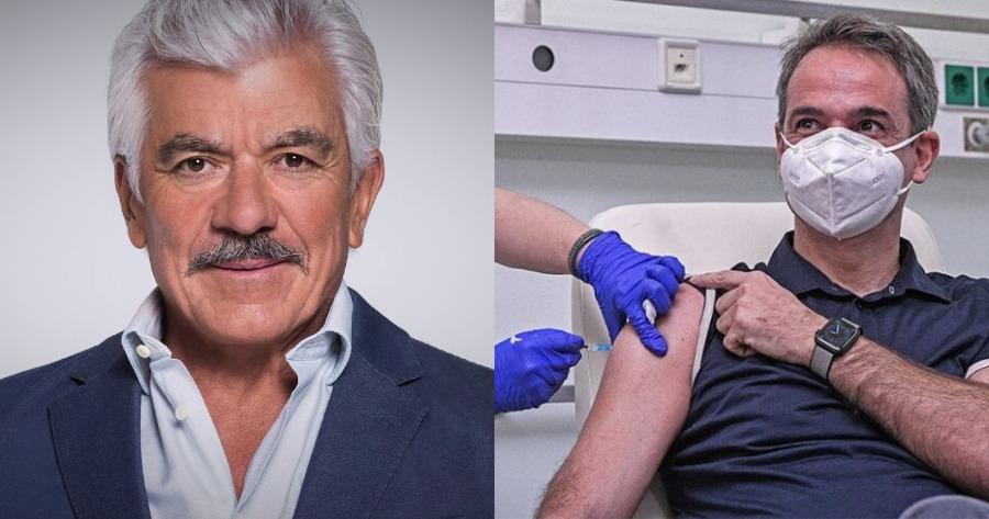 Δηλώσεις του Γιώργου Γιαννόπουλου: Τι είπε για το εμβόλιο και τους κυβερνώντες;
