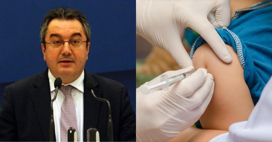 Ηλίας Μόσιαλος για εμβολιασμό παιδιών