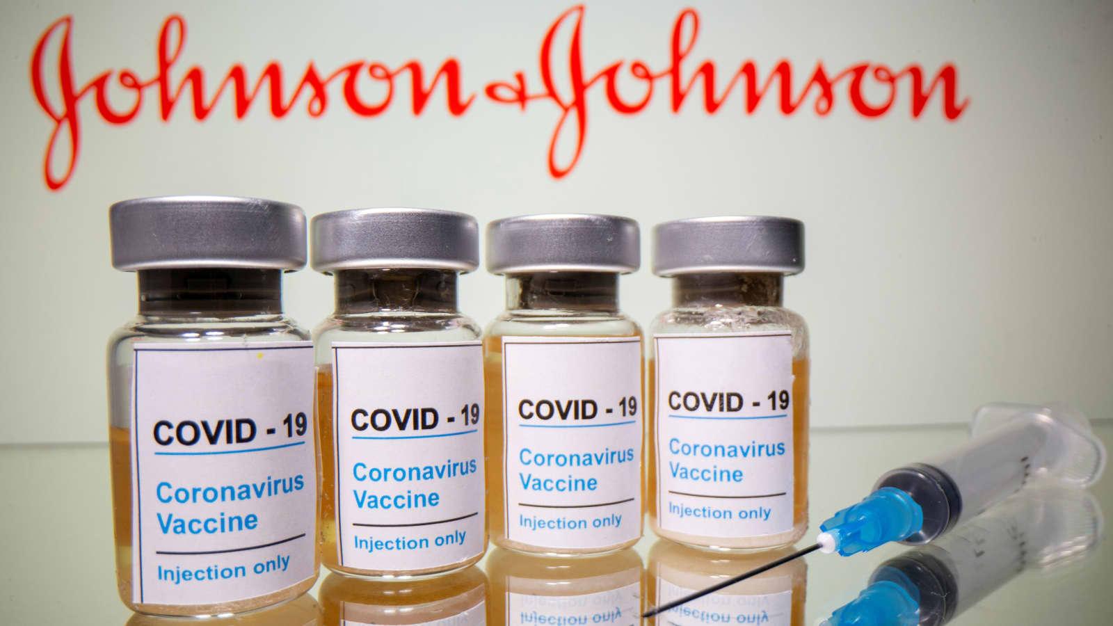 Μονοδοσιακό εμβόλιο Johnson & Johnson