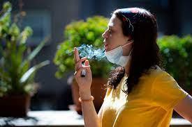 τσιγάρο και COVID