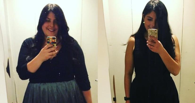 Κορίτσι έχασε 40 κιλά χωρίς δίαιτα