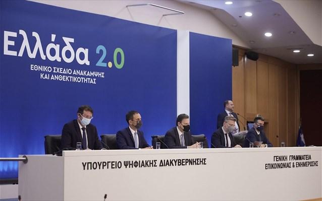 Εθνικό Σχέδιο Ανάκαμψης «Ελλάδα 2.0»