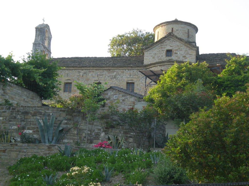 Μεγάλη Εβδομάδα μοναστήρι Θετοκιό