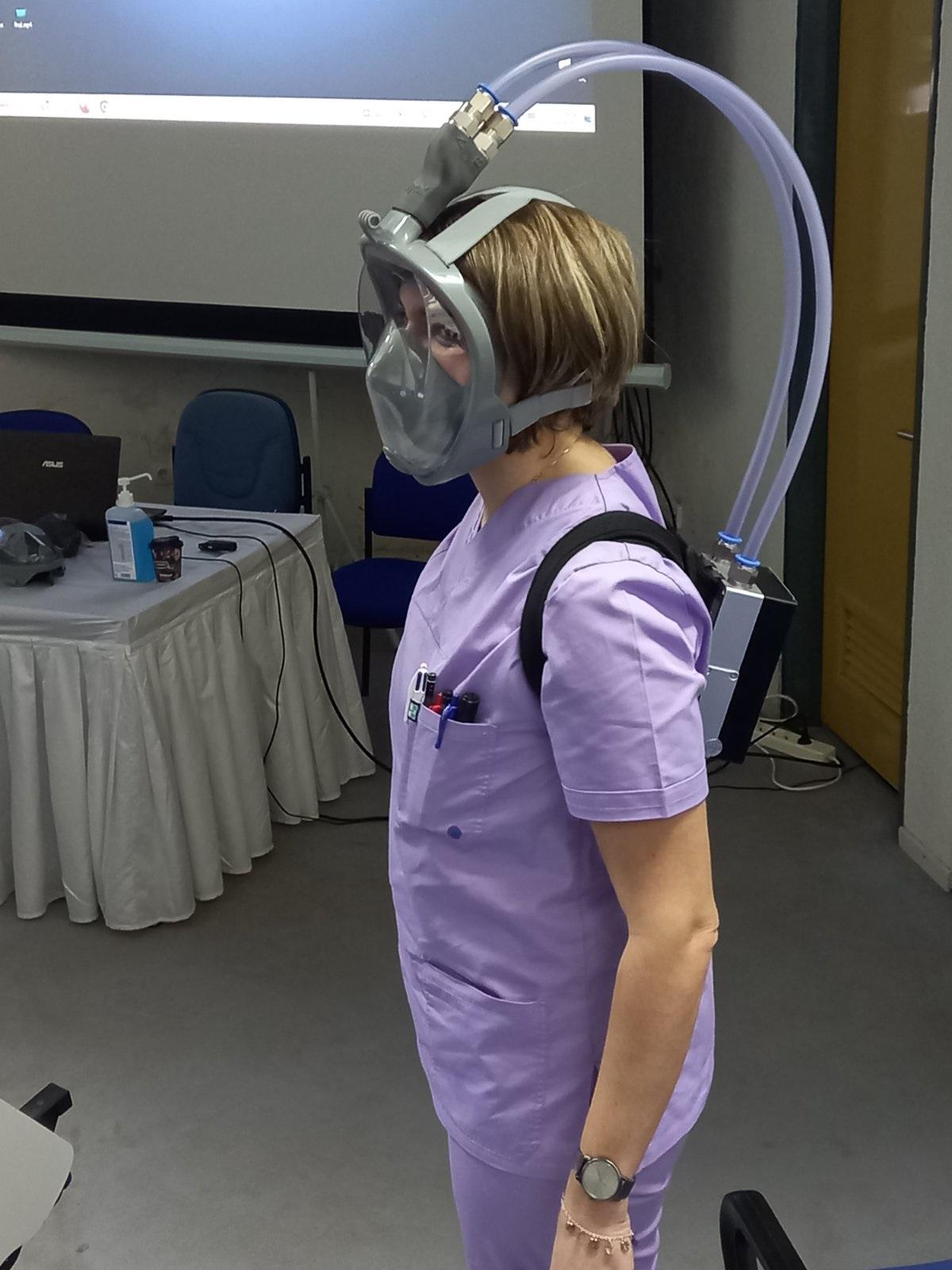 Μικροβιοκτόνος μάσκα κατά COVID-19